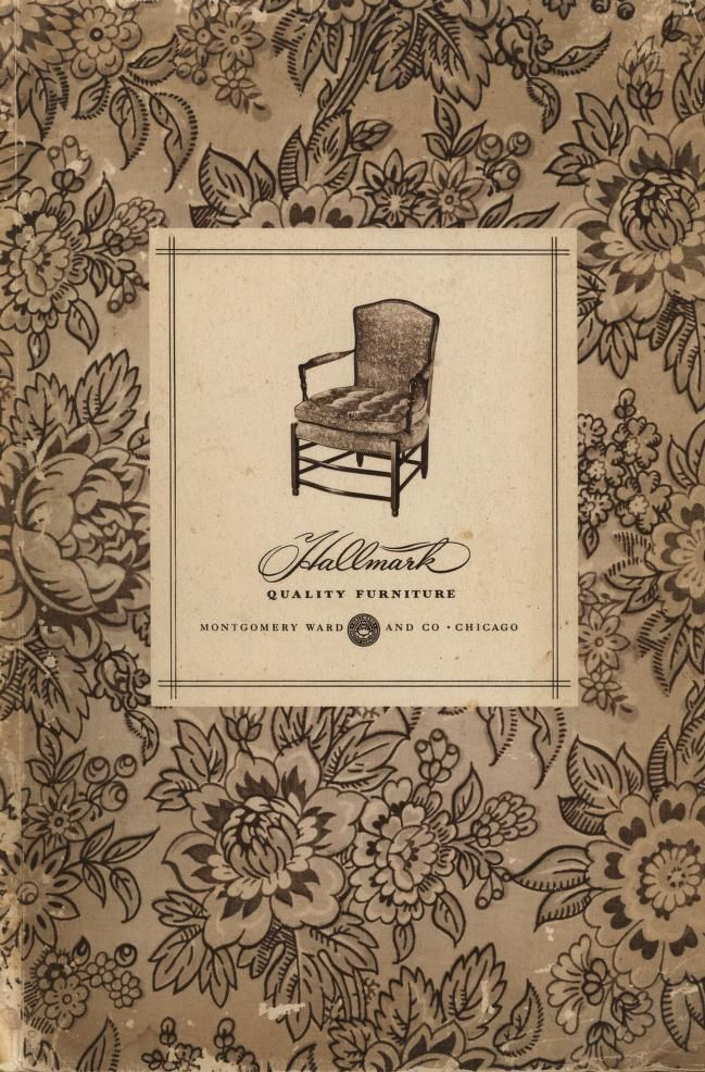 Hallmark quality furniture    Montgomery Ward and Company   Free Download    Streaming. Hallmark quality furniture    Montgomery Ward and Company   Free
