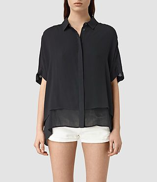 ALLSAINTS 와일더 셔츠. #allsaints #cloth #