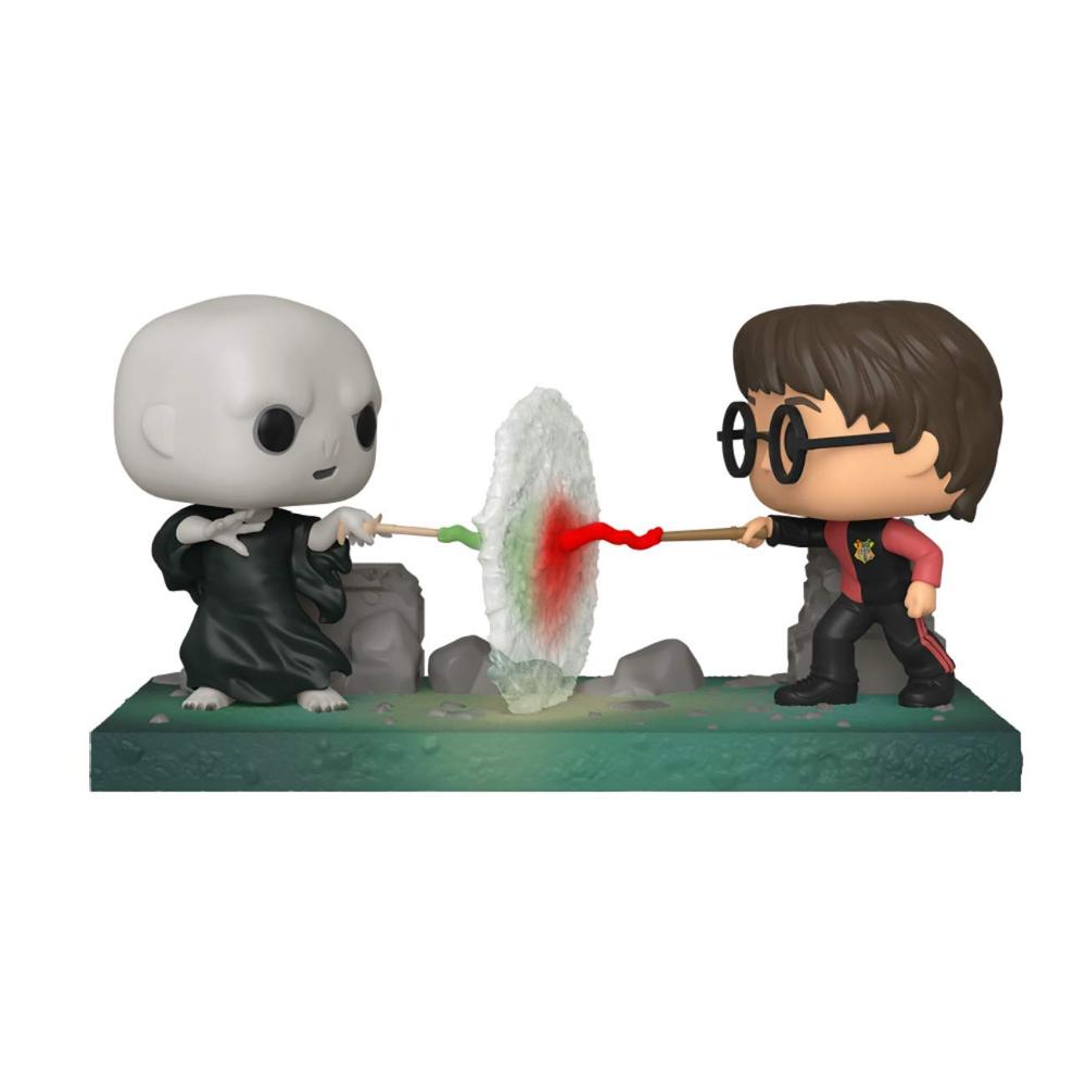 Figurine Funko Pop Harry Potter - Harry VS Voldemort