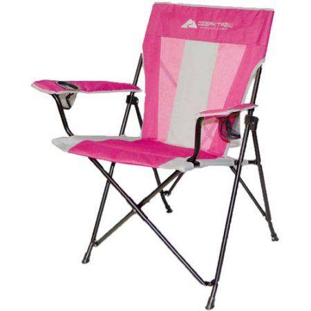 Astonishing Ozark Trail Oversized Tension Chair Pink In 2019 Chair Machost Co Dining Chair Design Ideas Machostcouk