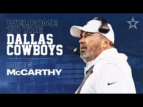 LIVE Press Conference Mike McCarthy named Head Coach