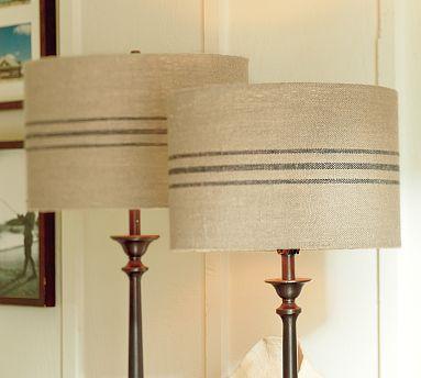 Lamp Shade Idea For Family Room Shabby Chic Lamp Shades