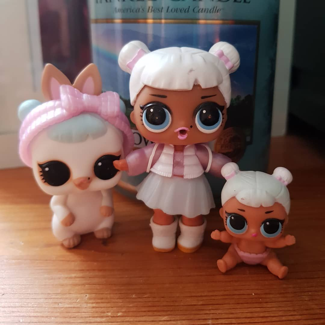 Snow Angel Family Check Out That Backpack Lol Dolls Kids Toys Cute Kids