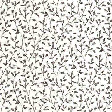 Wallpaper Boho Black White