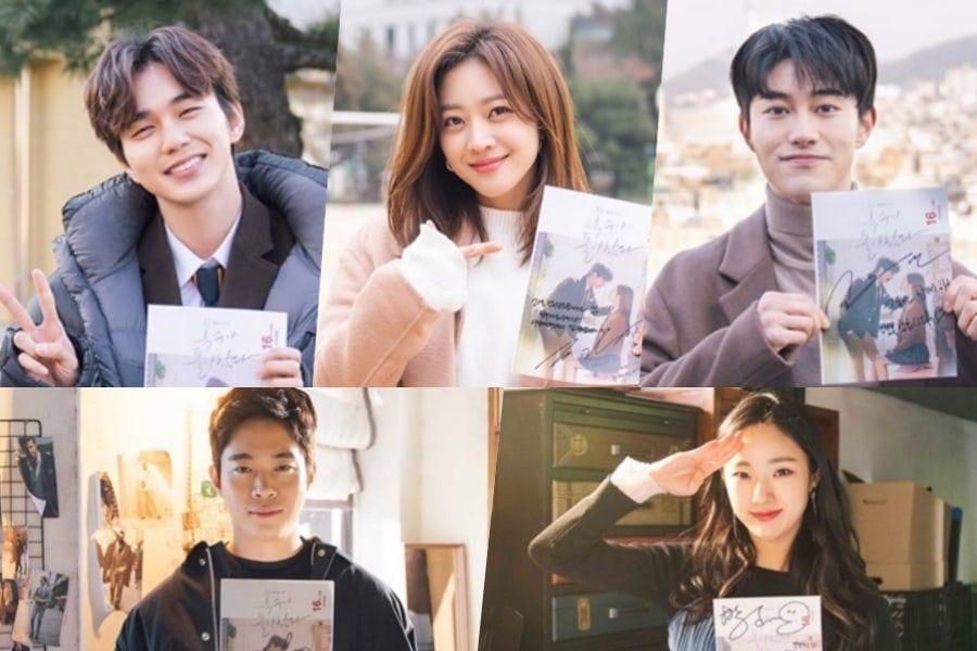 """My Strange Hero"" Cast Bids Farewell To Drama As It Nears Its End"