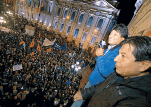 Bolivia: Evo Morales re-elected, important challenges lie ahead