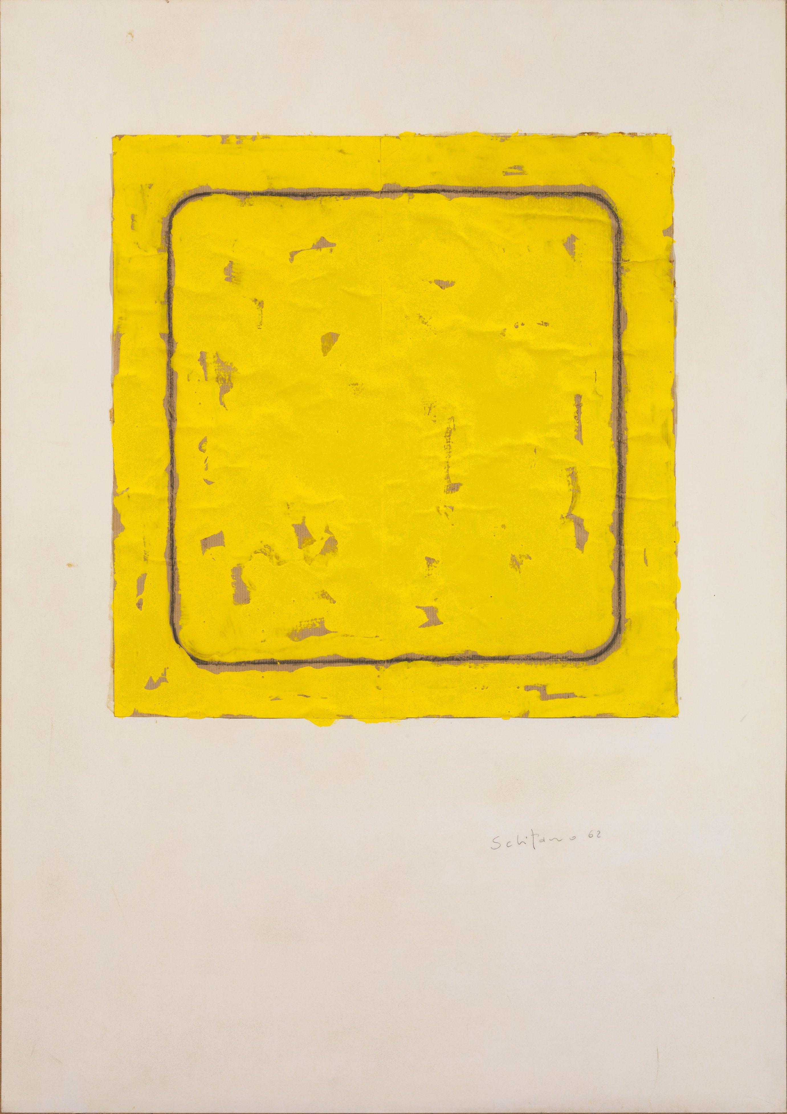 Mario Schifano, Senza titolo,1975  Tornabuoni Art - La Dolce Vita Courtesy Tornabuoni Art