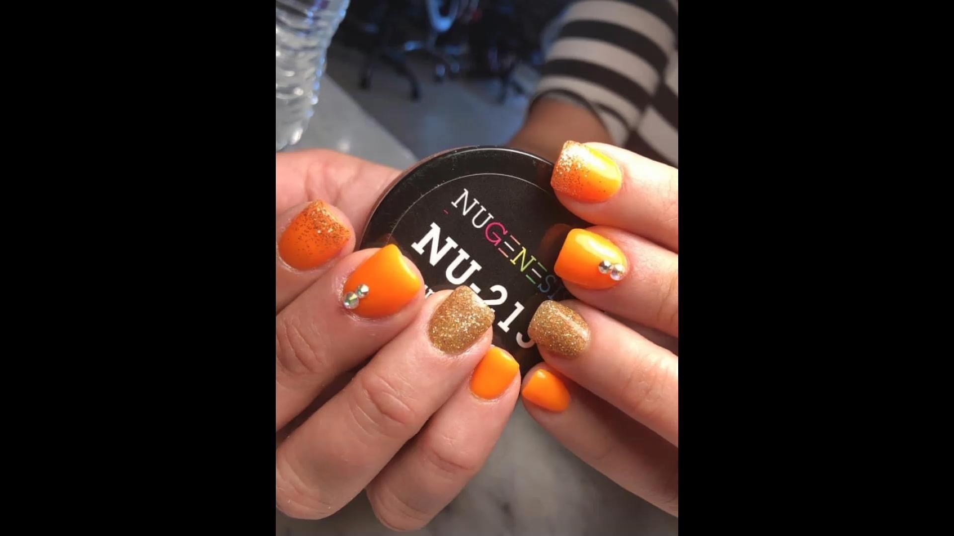 Nail Salon 48381 Milford Nail Spa Milford Mi 48381 Video Nail Art Gel Nails Nail Designs