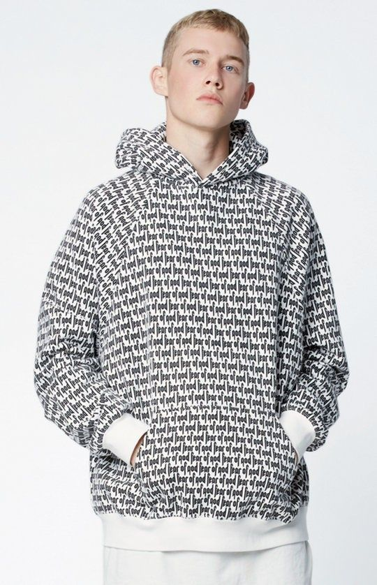 Fear of God x pacsun hoodie  247a5d3912