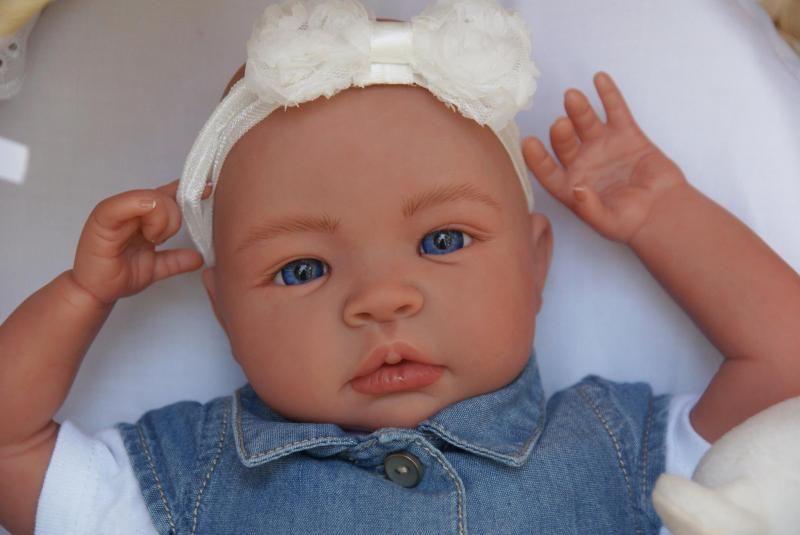 Kristy Leigh Dolls - Shyann sculpt
