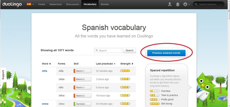16+ The book in spanish duolingo info
