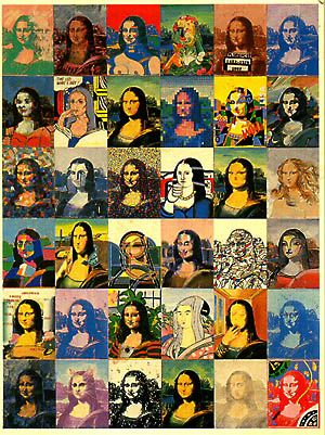 Multi Mona Lisa