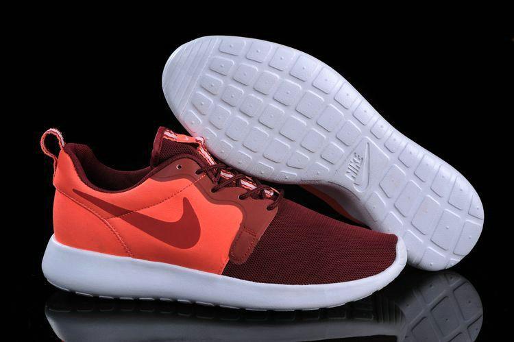 bbb8b22728eb Acheter 636220 801 Nike Roshe Run HYP Mens Team Orange CDR Team Red Hyper