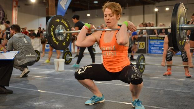 Ruth Anderson-Horrell is NZ's fittest woman   Stuff.co.nz