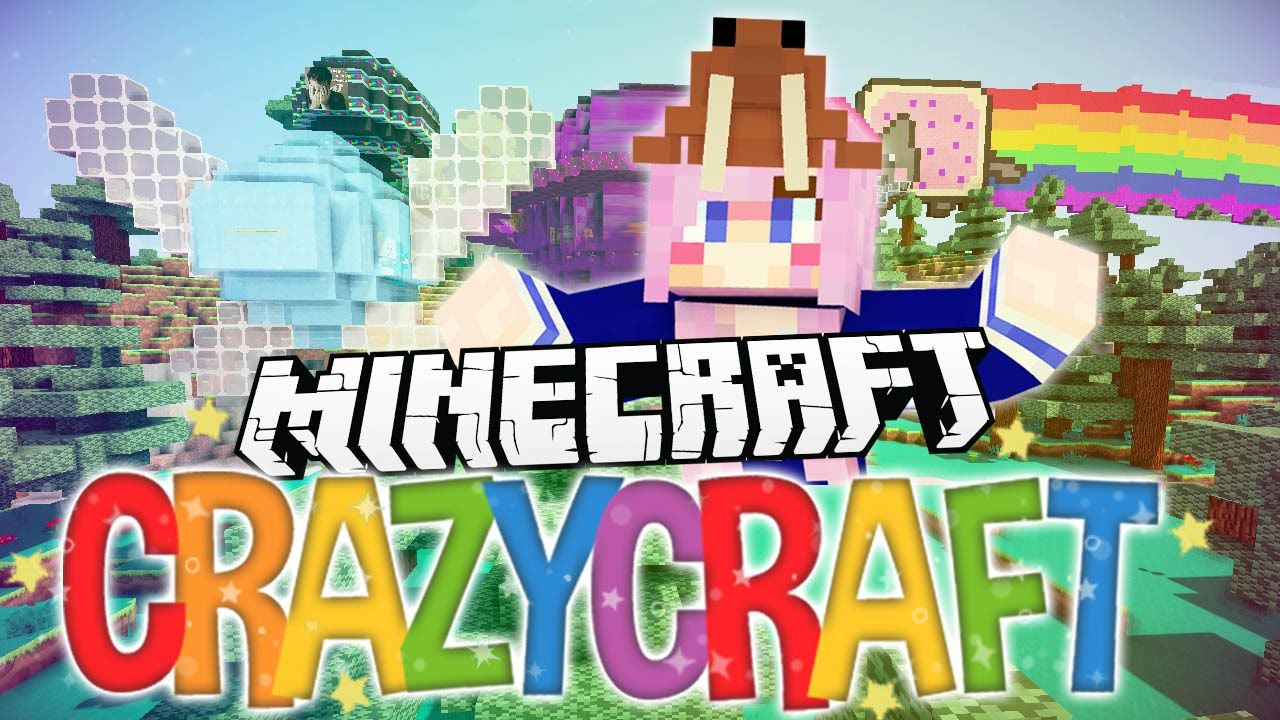 44+ Minecraft crazy craft server download info