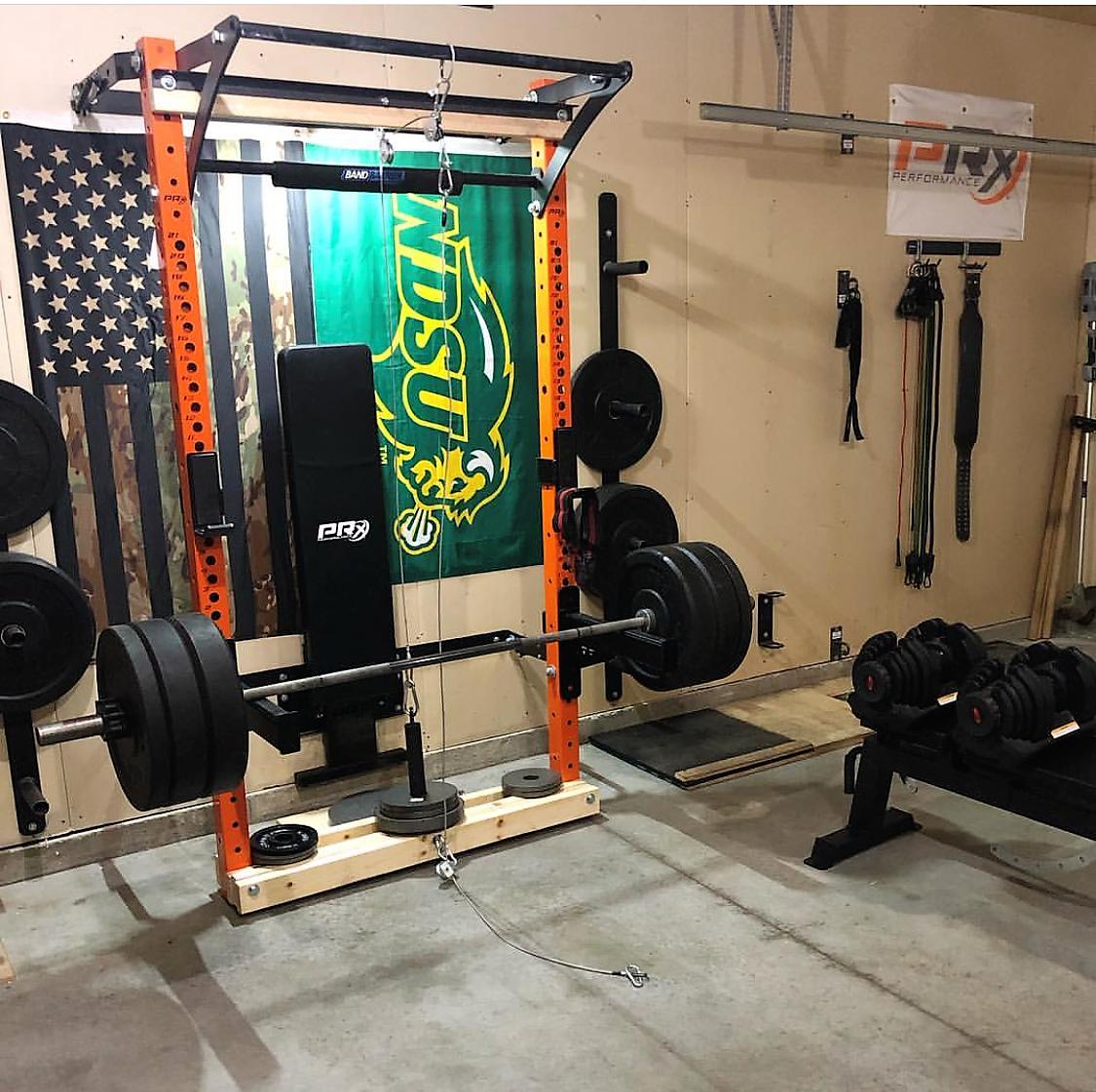 Garage gym packages u tianna madison