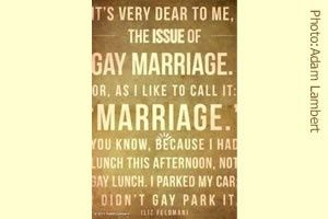 Gay Marriage Quotes Marriage Is Marriageoutstanding  Website Marketing  Pinterest