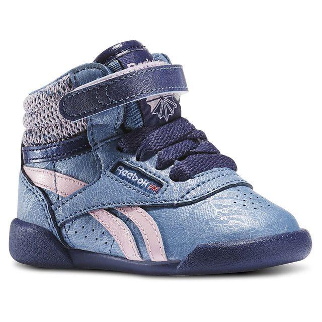 bd54212034 Reebok - Freestyle Hi SP - Infant & Toddler | Dressing the ...