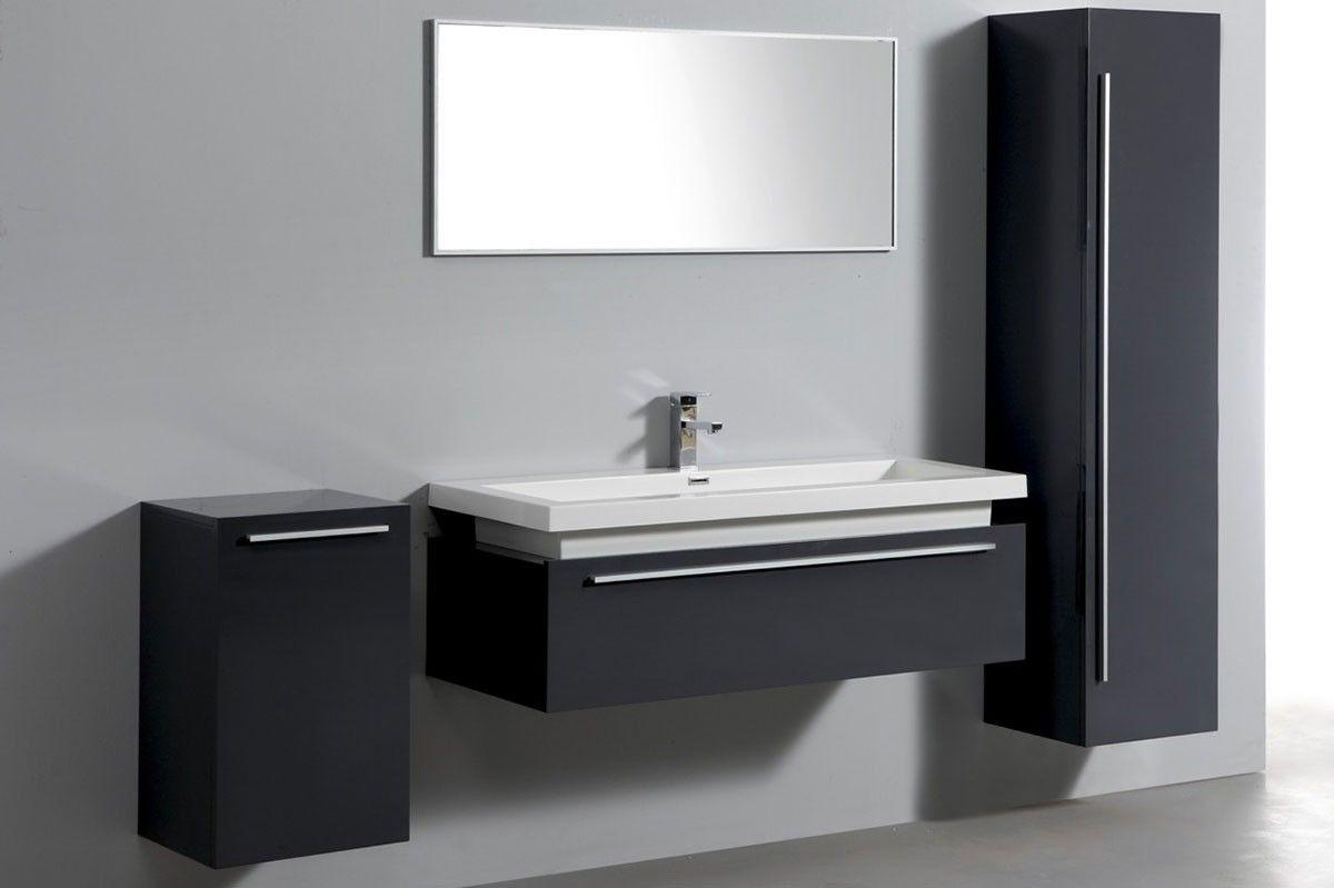 meuble salle de bain 2 colonnes