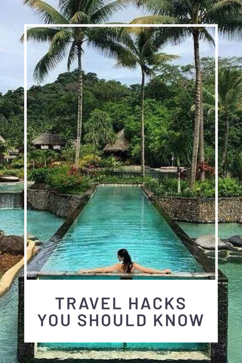 Must see Travel Hacks for you next trip #travelhacks