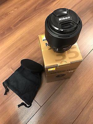 Used Nikon NIKKOR 35mm f/1.4 AS RF G SWM AF-S N M/A Lens https://t.co/vVFnCF2PFT https://t.co/SqeB4ab9hO