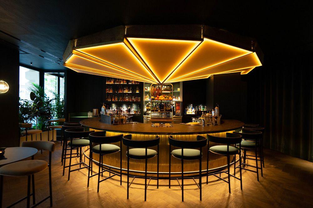 Ory Bar Mandarin Oriental | Bistro design, Bar lounge, Bar