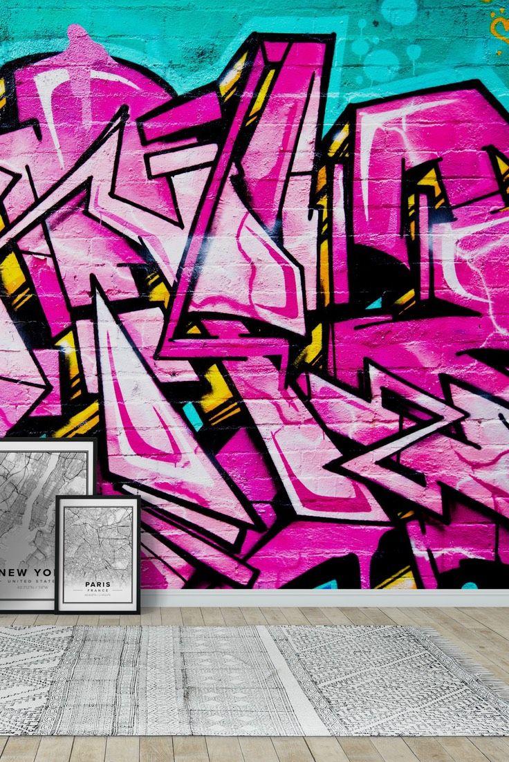 Pink Graffiti Wallpaper Graffiti Wallpaper Graffiti Graffiti Wall