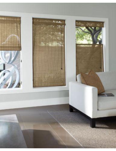 natural woven flat fold shades natural woven shades