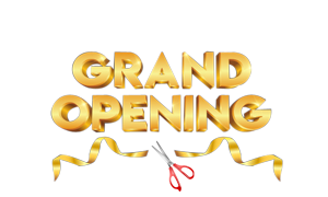 Grand Opening 3d Png Text Design Free Grand Opening Ribbon Png Png Text