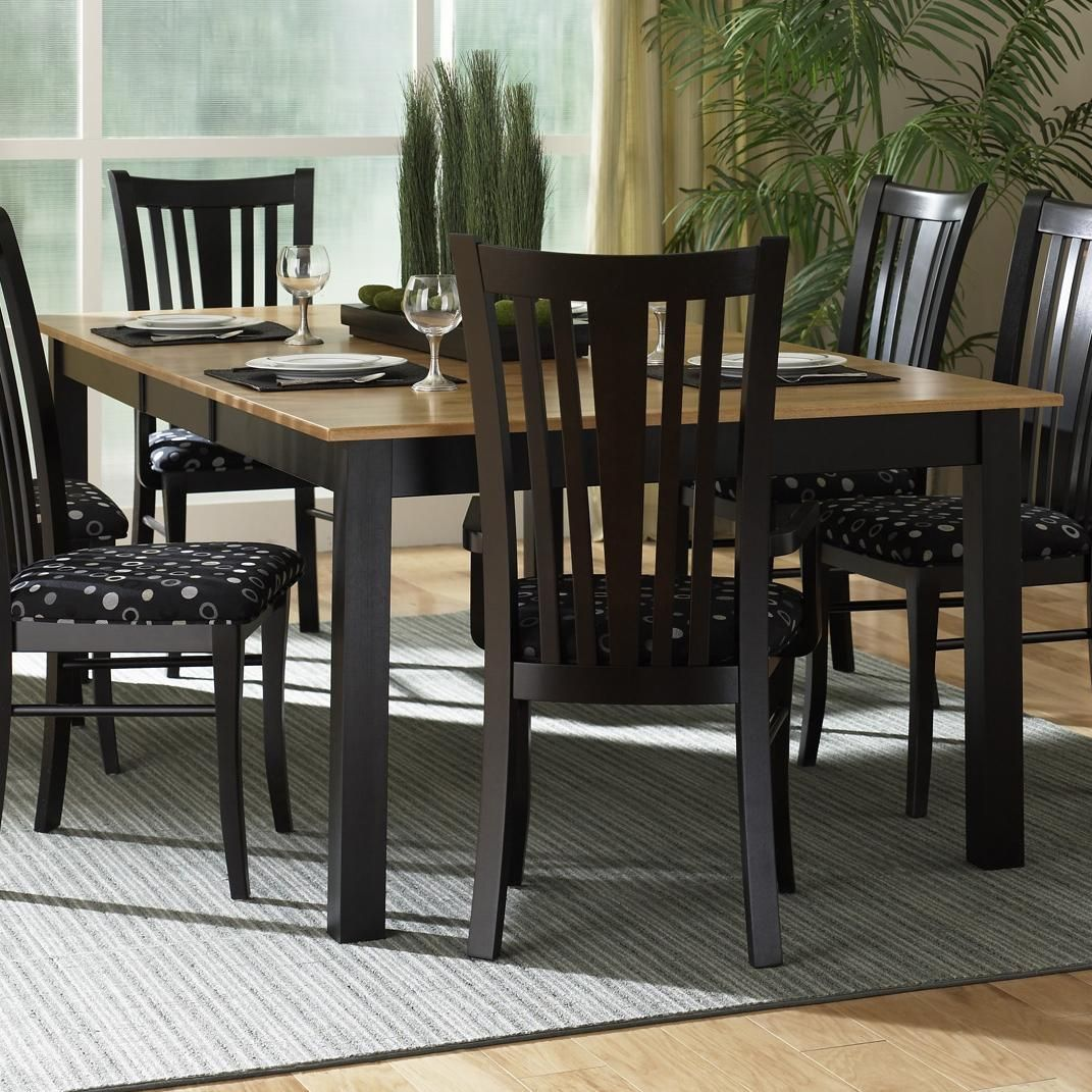 Custom Dining - Contemporary <b>Customizable</b> Rectangular Table on havertys furniture kitchen sets, diamond furniture kitchen sets, value city furniture kitchen sets, macy's kitchen sets, regency furniture kitchen sets,