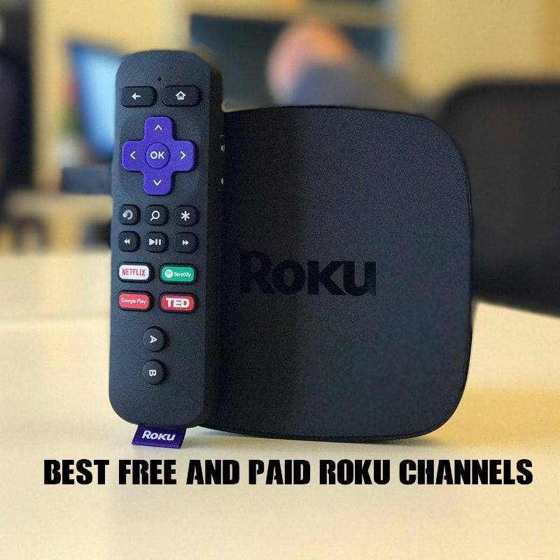 Here we provide top 20 best free and roku channels. Enjoy