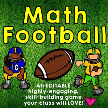 Looking for a highly-engaging, skill-building, super easy (for you!) math game you can play with your class TODAY (or any day!)? This is the one!  It's a classroom FAVORITE I've been playing with my students for the past 16 years.  It's perfect for the end of the year, Fridays, or anytime you're in the mood for some FUN math!Your students will love it and you will, too!ALL THE INTERESTING DETAILS...***************************************************************************This game comes in…