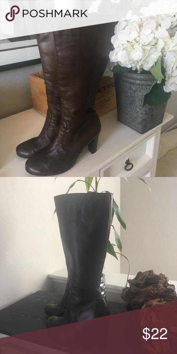 Born Mavis Riding Boots Excellent worn condition. Small