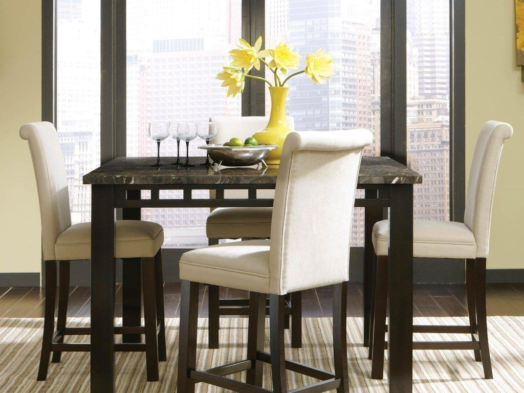 Bar Height Dining Table Set Stools Wonderful Average Stool High Definition