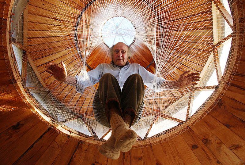 The Man Who Began Americas Yurt Craze - Atlas Obscura