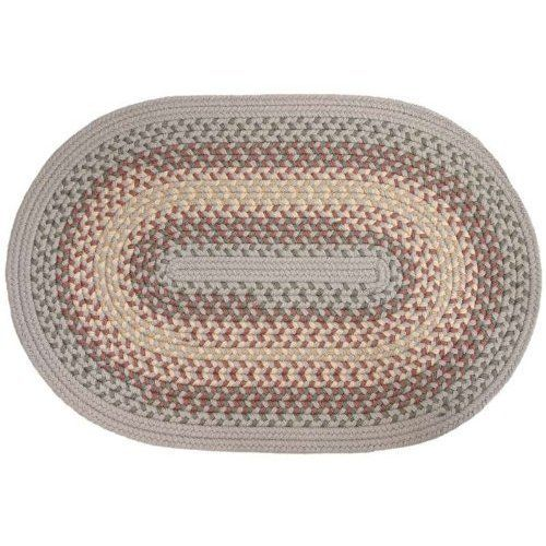 Rhody Rug Ri 57 10r Rio Mist 10 Ft Round Braided By