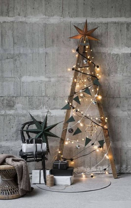 Christmas Tree Minimalist Christmas Tree Christmastree Christmas Decor Diy Holiday Decor Christmas Christmas Shop Window