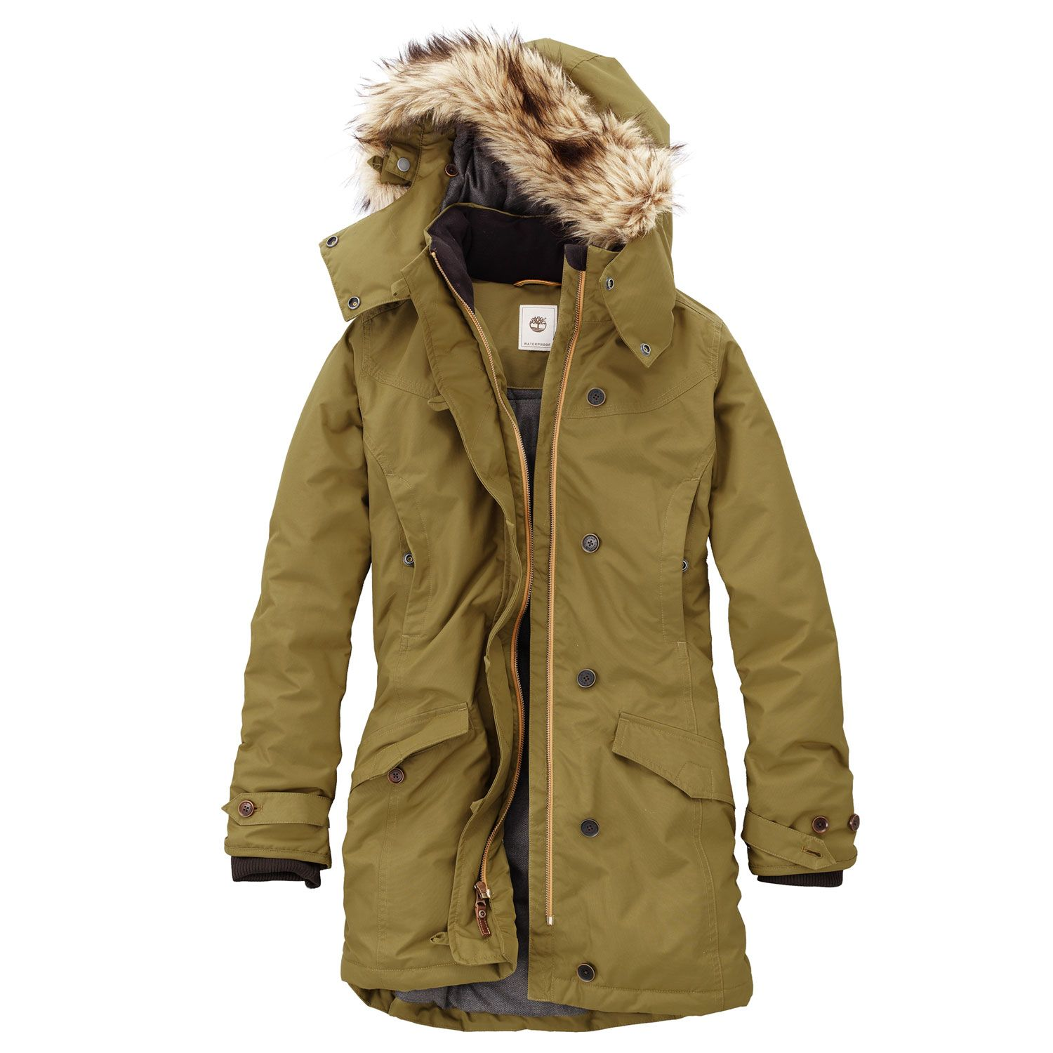 Timberland - Women's Waterproof Down Parka | GEAR | Pinterest ...