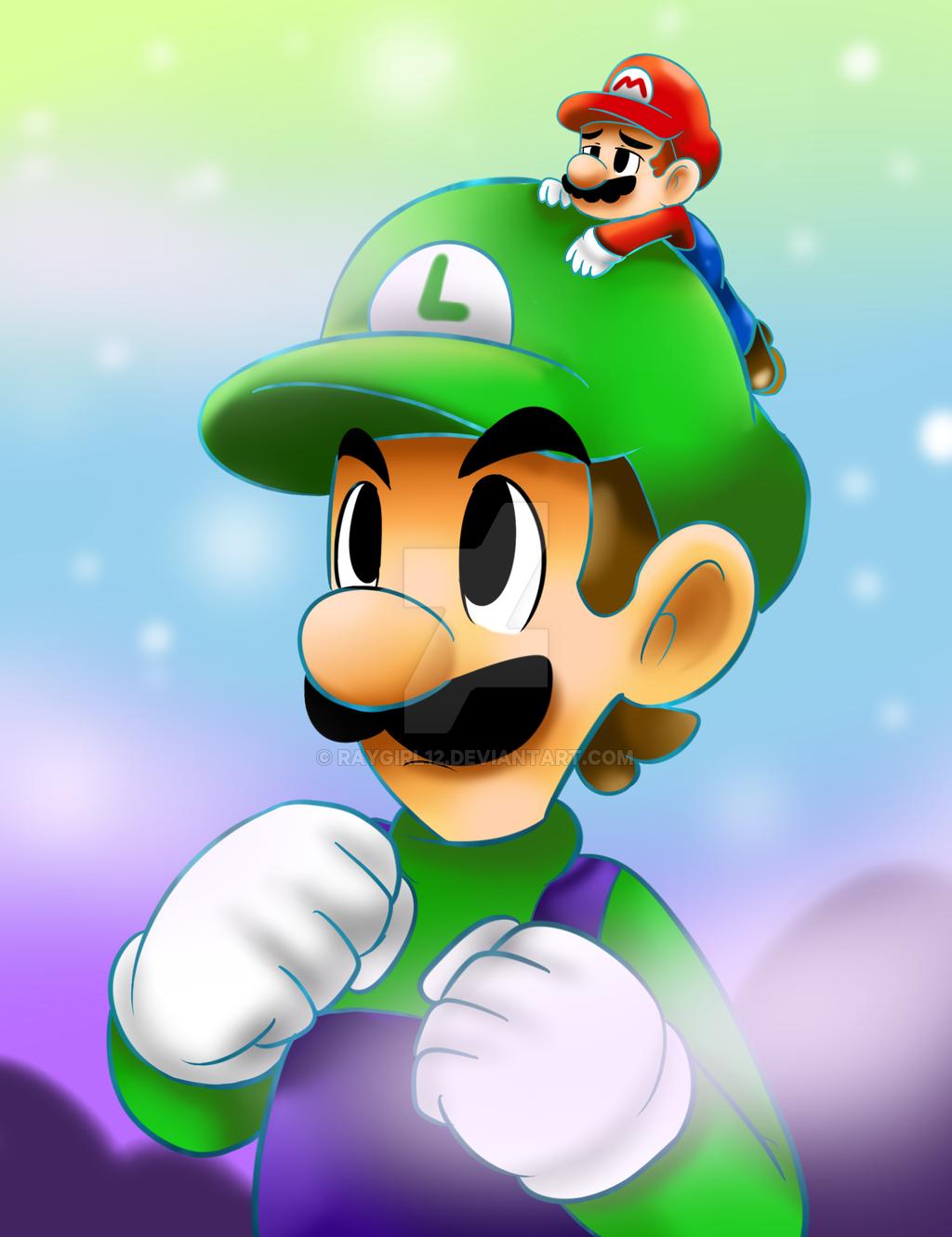 Dream World Battle Super Mario Art Mario And Luigi Super Mario Bros