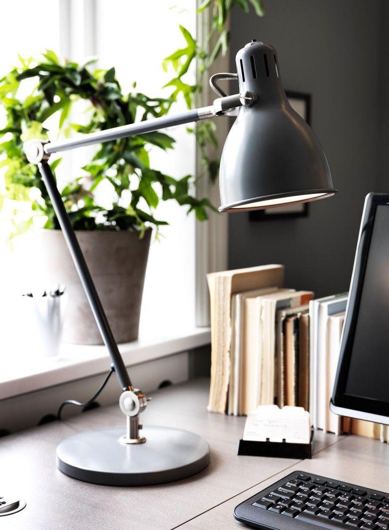 les 25 meilleures id es de la cat gorie ikea lampe de bureau sur pinterest lampe bureau ikea. Black Bedroom Furniture Sets. Home Design Ideas