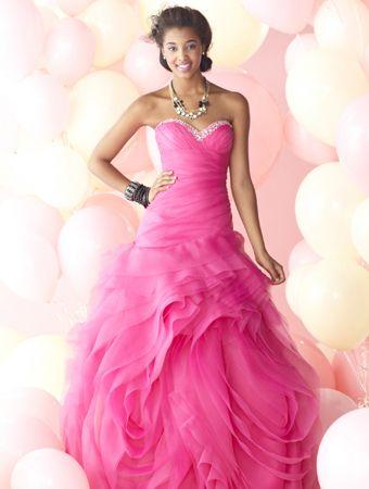 Disney Princess Prom Dress - \