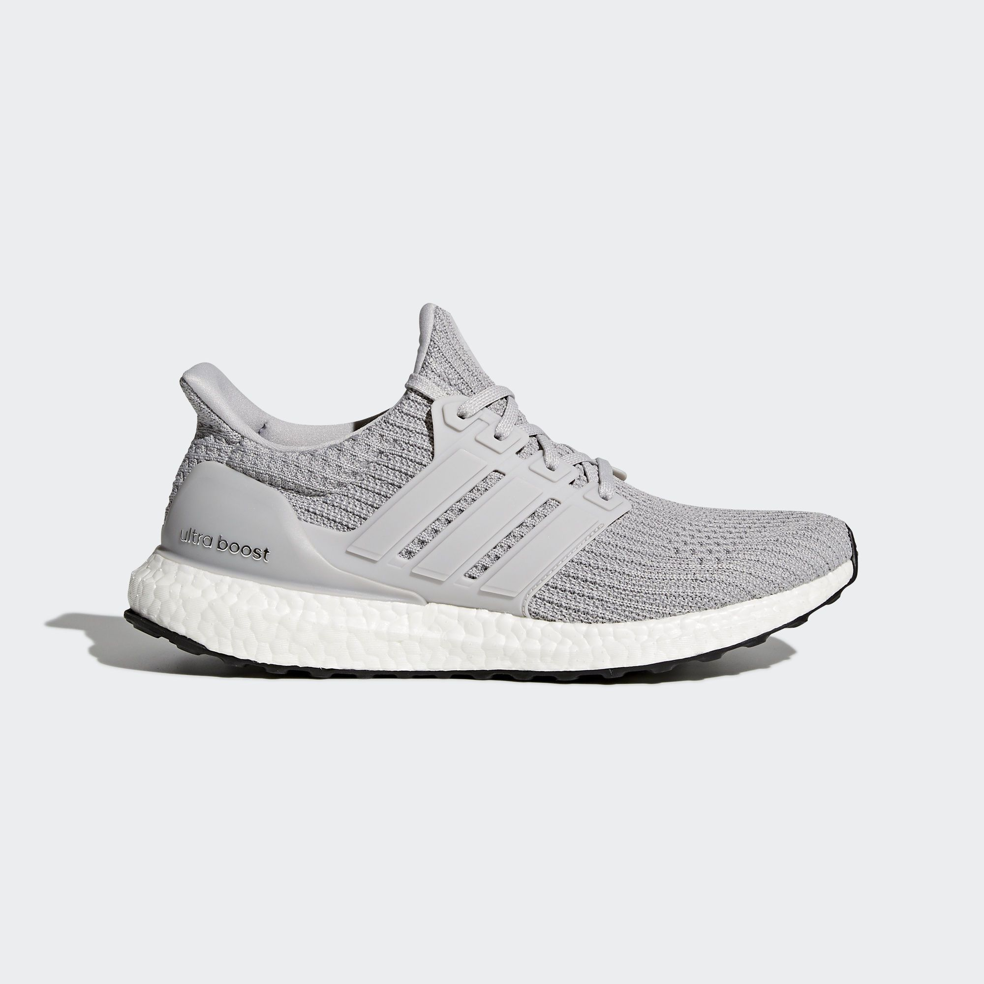 Adidas Ultra Boost Wolf Grey White trainers for cheap Sale