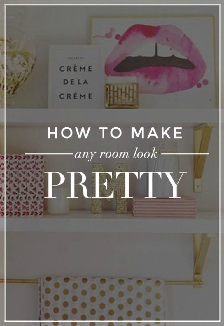 Home Design Ideas Youtube: 42 Ideas To Make Every Room In Your Home Prettier
