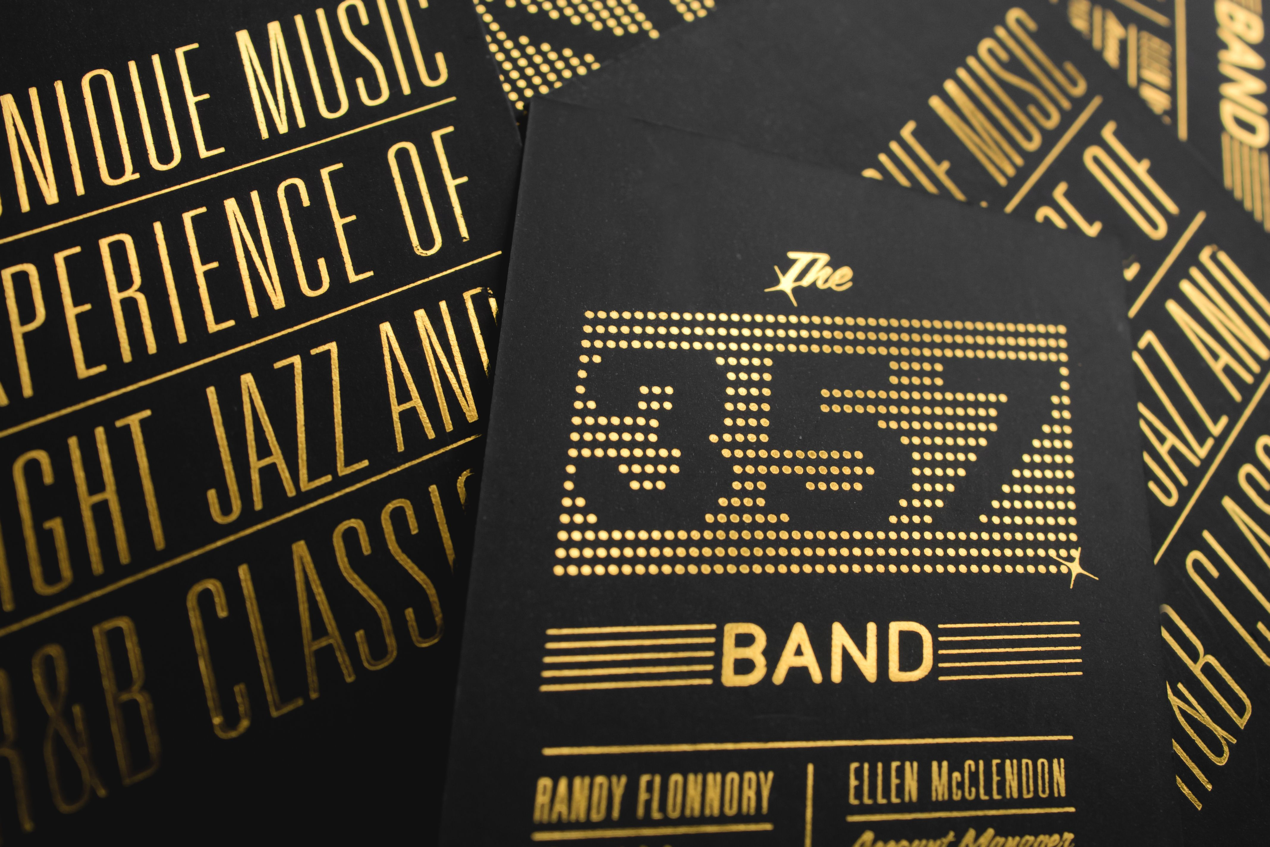 Herman Dawson Graphic Design | 357 Band Business Cards | corsetry ...