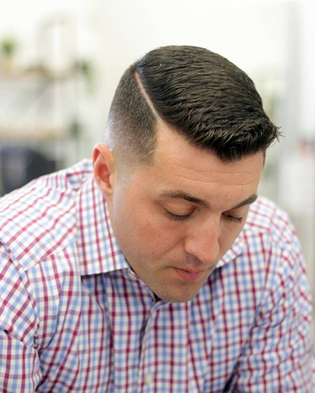 The Gentleman Haircut 21 Great Looking Styles To Try Out Gentleman Haircut Hard Part Haircut Mens Haircuts Fade