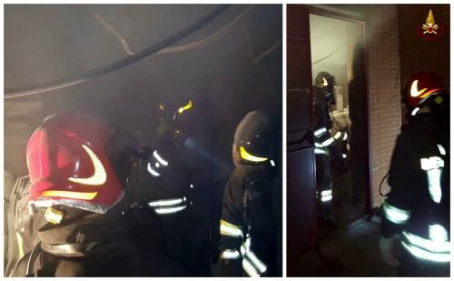 Veneto: La #scintilla poi il fumo: principio d'incendio al Tribunale dei minori di Mestre (link: http://ift.tt/2hSr9GQ )
