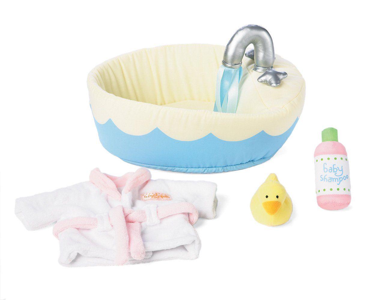 Manhattan Toys Set De Bano Para Baby Stella Amazon Es Juguetes