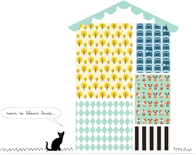 ferm living kids wallpaper diy pinterest papier. Black Bedroom Furniture Sets. Home Design Ideas