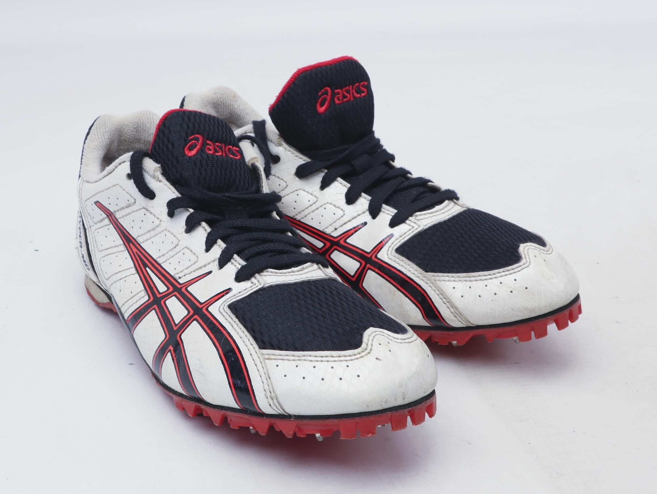 Asics Mens Uk Size 8 Multi Coloured Golf Shoes Trainers Shoes Trainers Mens Trainers Golf Shoes