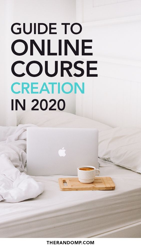 Course Creation Guide In 2020 Online Course Creation Online Courses Increasing Pinterest Traffic